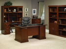 Heritage Hill Classic Cherry Traditional Office Suite, OFG-EX0002