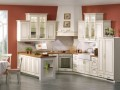 Classic Kitchen Design with Natural Oak Wooden Material Arkada patina