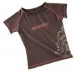 T-shirt IXON LEGEND taupe femme