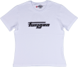 T-shirt LADY MC Furygan Blanc-Noir