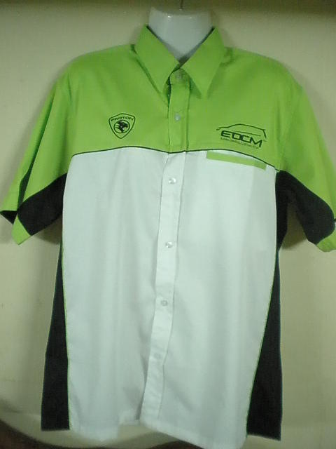 EOCM Corporate Shirt Male Front - EOCM Official Merchandise