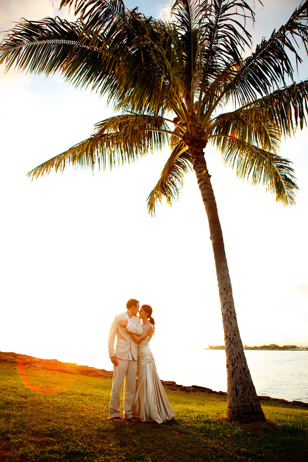 beach destination wedding hawaii