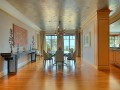 Dining room at Contemporary Large Colossal Style Home Design in Cape Cod