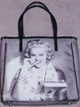 Media Photo Jenny s purse a distinct Guess bag adorned with a photo of Anna Nicole Smith was taken by the killer fugitives,Unknown Jennifer Servo killer