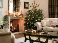 Christmas Living Room Decorating Ideas Casual look