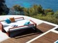 Adjustable Outdoor Furniture Set Kama by Ego Paris