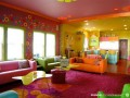 Contemporary and Very Colorful Beach House Design Ideas Another view