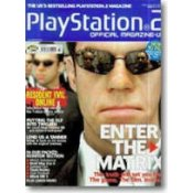 The Official UK Playstation Magazine Magazine / Newspaper