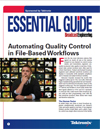 Read Automating Quality Control in File-Based Workflows