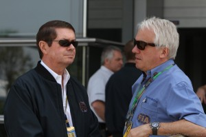 Garry Connelly, Deputy President of the FIA Institute