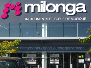 Milonga Bordeaux