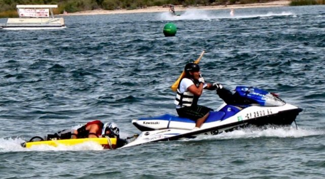 Rescue jet ski patrol accident Picture