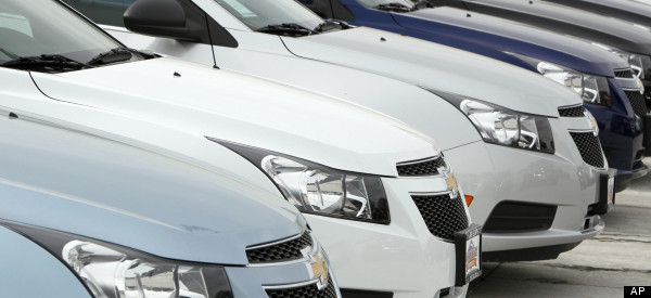 GM Recalls Half A Million Cars Over Engine Fire