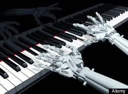 Classical Music Robot