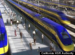 Jerry Brown High Speed Rail