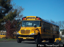 14-Year-Olds Accused Of Smashing 31 School Buses