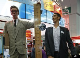 Big News For The World's Tallest Man