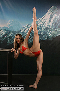sexy flexible girl