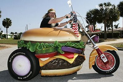Benda-benda yang mirip dengan Burger