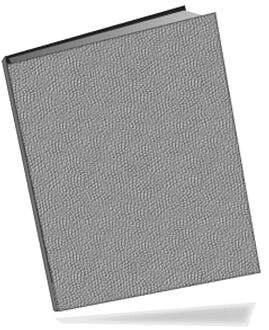 a blank ebook cover