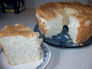 angel food cake, angel food, recipe, recipes, bake, baking