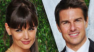 Katie Holmes did the deed, filing for divorce from Tom Cruise