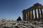 En ny valuta er nok alt annet enn en enkel løsning ut av problemene for Hellas.