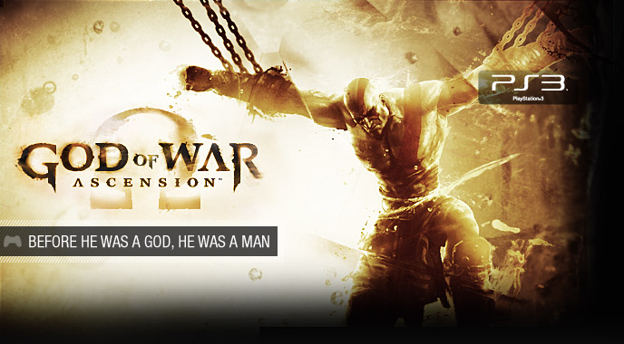 God of War: Ascension Announced
