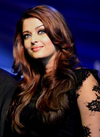 Bollywood actor Aishwarya Rai Bachchan during the music launch of her upcoming film