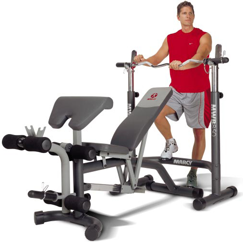 Choosing the Right Weight Bench
