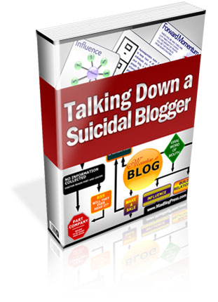 Talking Down a Suicidal Blogger cover