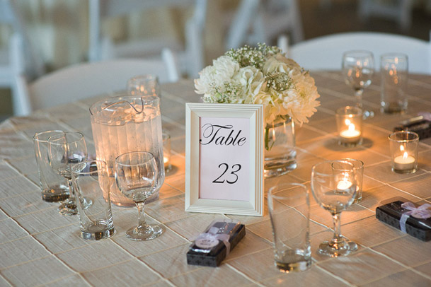 Tiffany Co Themed Bridal Shower - Premium Classy Collection - 35 ivory green centerpiece linen