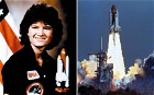 Sally Ride was the first American woman in space when she flew on a mission onboard the US space shuttle Challenger in 1983