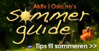 Sommerguide - sommeraktiviteter og sommeropplevelser