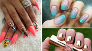 Pictures: Eye-catching nails designs found on Pinterest