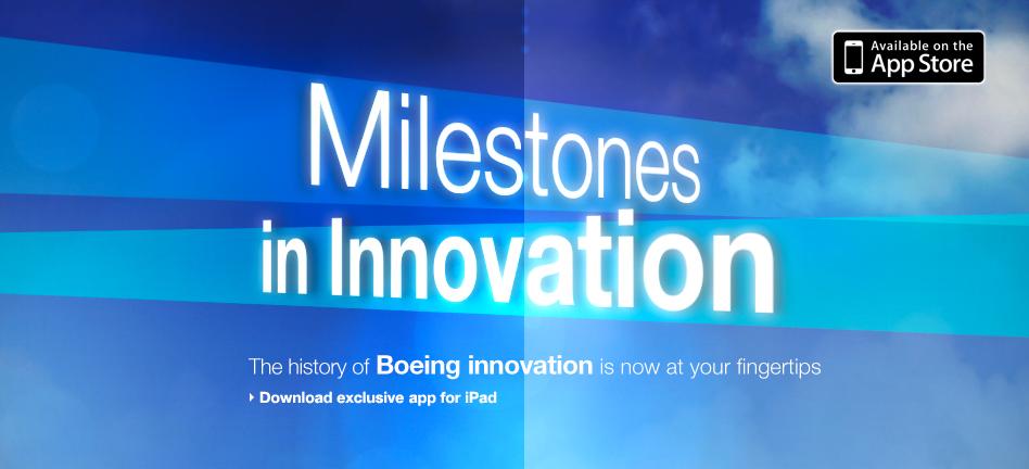 Milstones in Innovation App