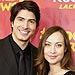 It's a Boy for Brandon Routh & Courtney Ford   Brandon Routh