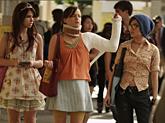 Tamara (played by Jillian Rose Reed), Jenna (played by Ashley Rickards), Ming (played by Jessica Lu)