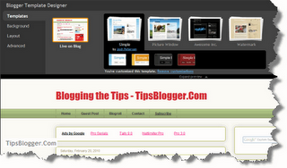 Customize Your Blogger Template Easily and Quickly with the New Blogger Template Designer