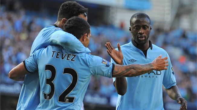 City victorious, Norwich snatch point