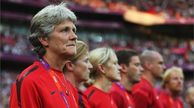 Sundhage steps down as USA coach