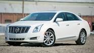2013 Cadillac XTS: GM's next star passes screen test