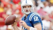 Bears ready to pressure Colts' Luck