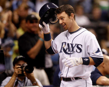 Ben Zobrist, who has posted MVP-quality numbers in the first half for the Rays, has gone from a high school senior figuring he was done with baseball to a small-college pitcher to an All-Star slugger known as ?Zorilla.?