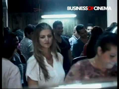 Bollywood stars at special screening of Salman Khans film Ready