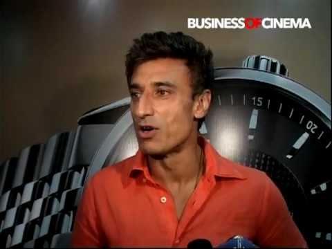 Rahul Dev endorses Raymond Weil watches