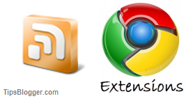 Google Chrome RSS Feed Extensions