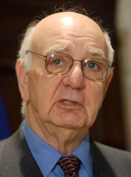 Paul Volcker 1 Big Inflation Virtually Inevitable