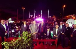 LG Electronics inaugurates Middle East's largest Brand Shop in Lebanon