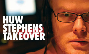 Free MP3s From Huw Stephens